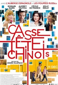 CASSE TETE CHINOIS poster